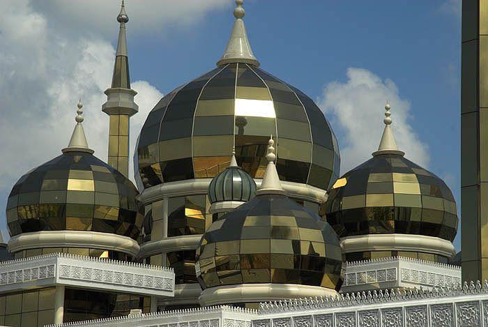 Dilema Rekabentuk Masjid di Malaysia Hilangnya Konsep Kesederhanaan & Kelestarian MajalahSains