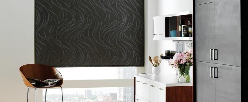 Cara Untuk Perabot Hiasan Dalaman Rumah Bermanfaat Tirai Roller Foto 85