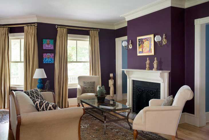 Cara membuat reka bentuk ruang tamu yang cantik tanpa perbelanjaan yang besar