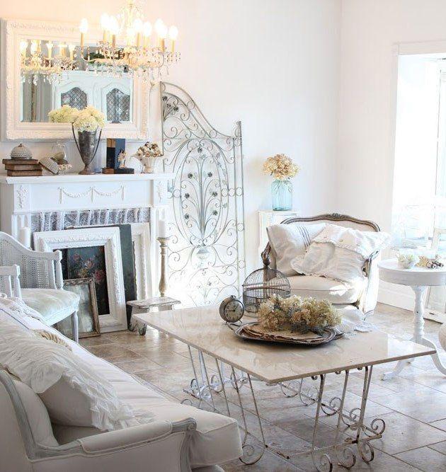 Cara Untuk Rekabentuk Hiasan Dalaman Bermanfaat Yuk Dekorasi Rumah A La Shabby Chic