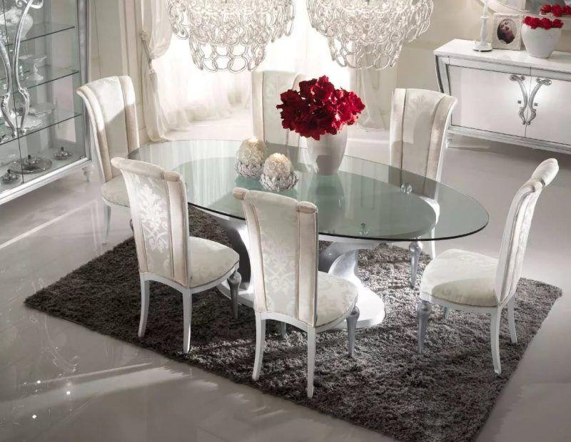 Peranan penting dalam memilih meja untuk ruang tamu dimainkan oleh warnanya Pilihan yang ideal adalah yang terbaik yang akan digabungkan dengan warna