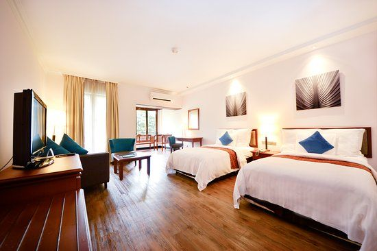 Cara Untuk Susun atur Apartment Berguna Palm Garden Ioi Resort City Putrajaya Malaysia Review Hotel