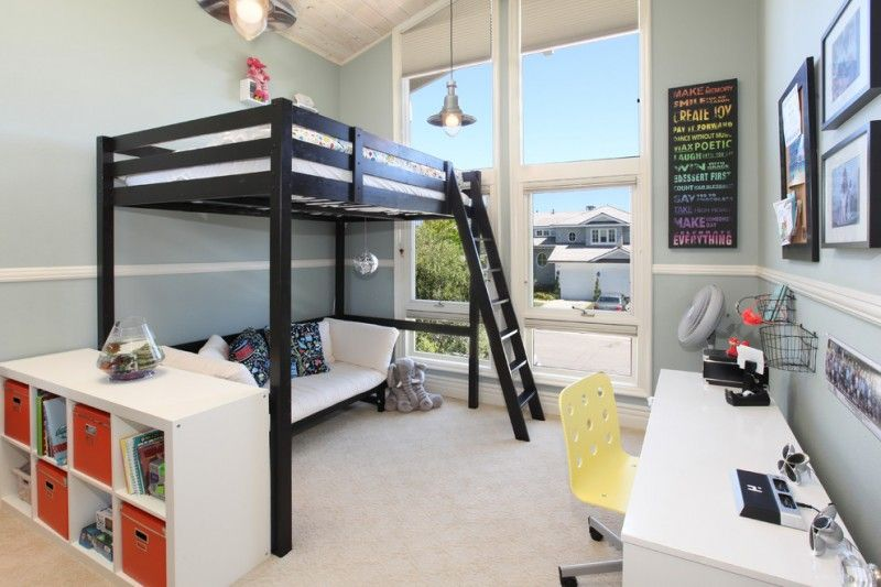 Jadi jika anda memerlukan ruang secara efisyen katil loft adalah pilihan anda tetapi jika anda mahu meingkatkan kapasiti bilangan orang untuk tidur