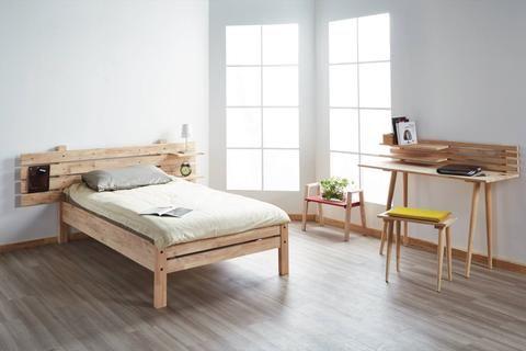 Bentuk segi empat tepat dan rata adalah pilihan yang terbaik untuk bilik tidur kerana bentuk yang tidak teratur mewujudkan Qi yang tidak seimbang berada