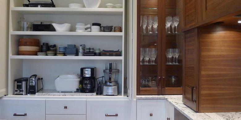 Cara Untuk Susun atur Halaman Rumah Baik Begini Tata Letak Dapur Yang Efisien Halaman All Kompas