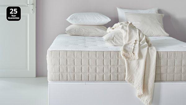 Nikmati tidur yang lena dan tenang dengan tilam HIDRASUND IKEA