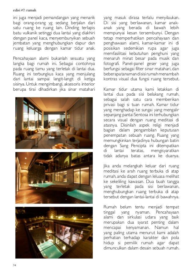Cara Untuk Susun atur Menarik Bersama Eric Rumah Flat Bermanfaat E Magazine Arsitektur Ruang 07 2013