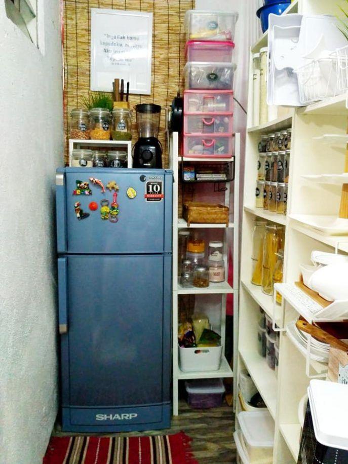 Cara Untuk Susun atur Menarik Dapur Kecil Rumah Teres Meletup Hiasan Dapur Rumah Flat Kreasi Rumah