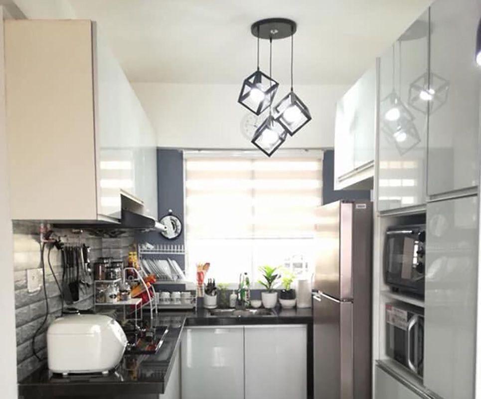 Susun atur Menarik Dapur Rumah Teres Meletup Susun atur Dapur Sempit