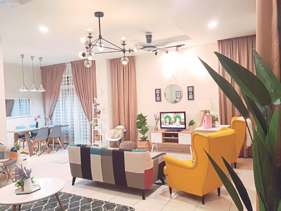 Cara Untuk Susun atur Menarik Dapur Rumah Kampung Baik Terap Nilai Positif Melalui Dekorasi