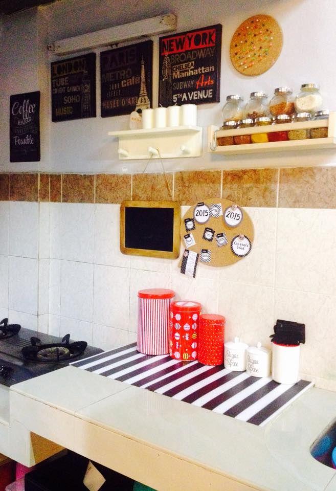 Tip Hias Rumah 1 Tetapkan konsep dekorasi