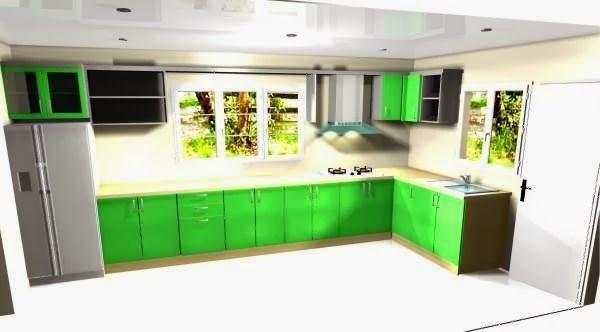Cara Untuk Susun atur Menarik Dapur Rumah Teres Hebat Kreativiti Dekorasi Ruang Dapur Idaman Relaks Minda