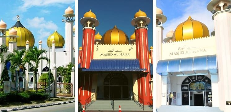 masjid menarik langkawi