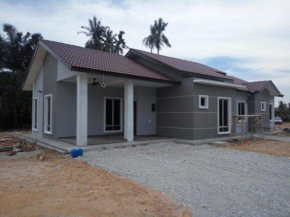 Cara Untuk Susun atur Menarik Laman Rumah Kampung Baik Kontraktor Bina Banglo Berikan 12 Tips Buat Sendiri