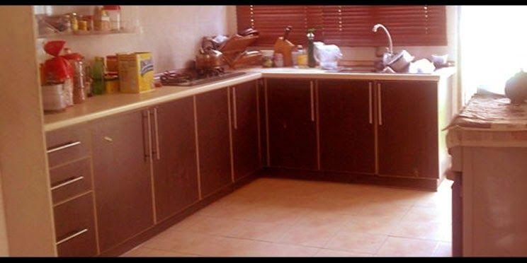 Reka Bentuk Dapur Rumah Teres