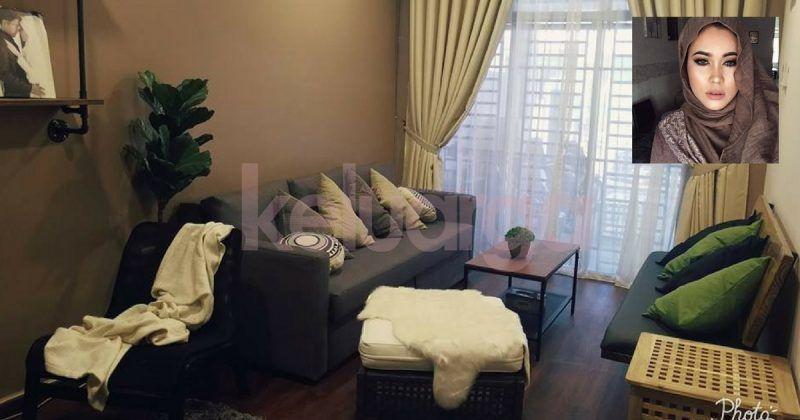 Rumah Kecil Berguna Lantai Ruang Tamu Villa Cad Susun atur · Download Image