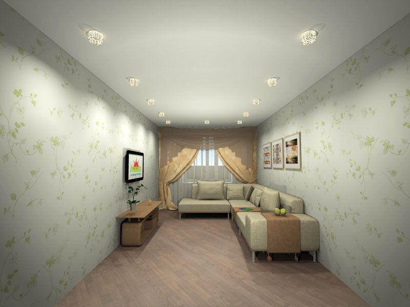 Bahagian dalaman yang baik dan menarik adalah apa yang ingin dicapai oleh setiap isi Salah satu cara untuk memberikan keperibadian apartmen dan