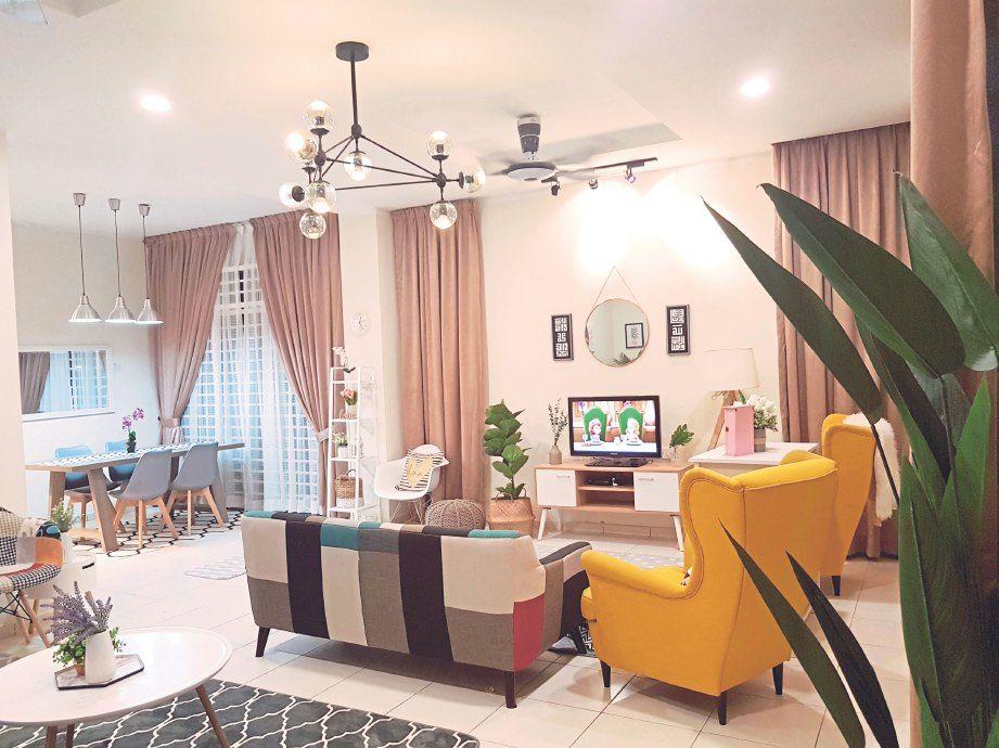 Cara Untuk Susun atur Menarik Ruang Tamu Rumah Simple Hebat Serlah Seri Ruang