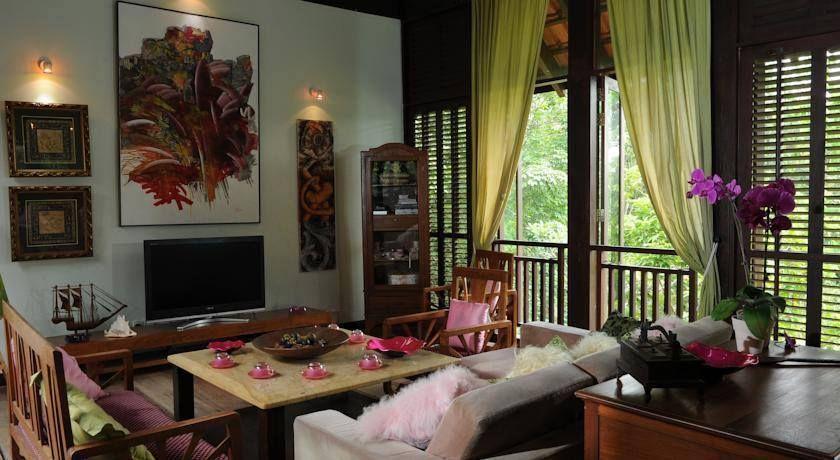 ruang tamu kampung style with push out windows my home inspirationruang tamu kampung style with push