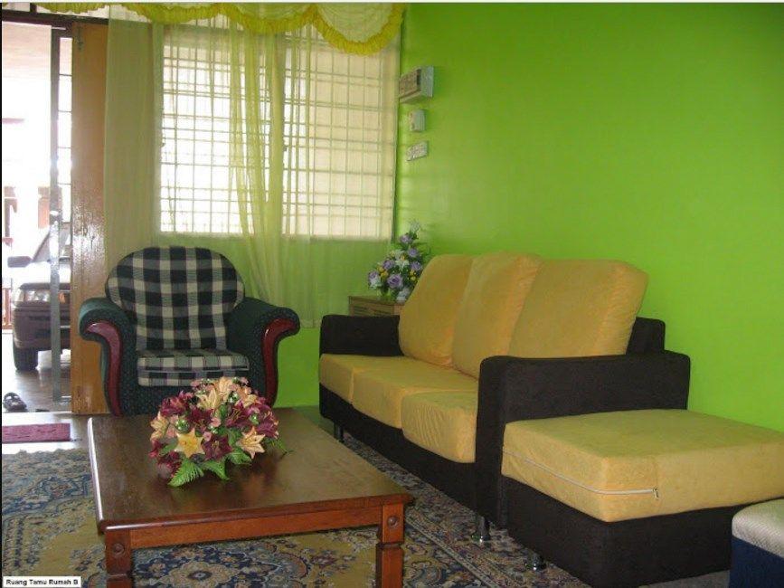 Cara Untuk Susun atur Menarik Ruang Tamu Rumah Teres Setingkat Terbaik Deco Ruang Tamu Rumah Teres Kos Rendah