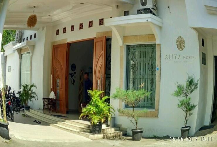Susun atur Menarik Laman Rumah Teres Baik Aliya Homestay Umbulharjo Indonesia