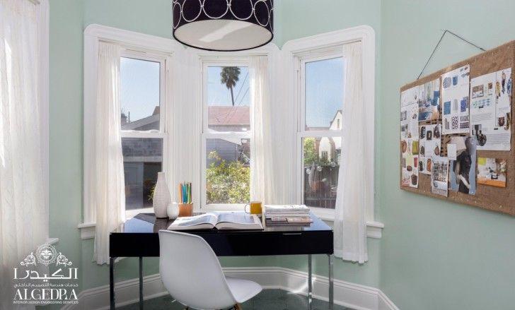 Cantik menarik dan selesa kan cara mereka menyusun atur ruang sudut sebagai home office di Jadi selepas ini anda boleh fikir fikirkan idea idea