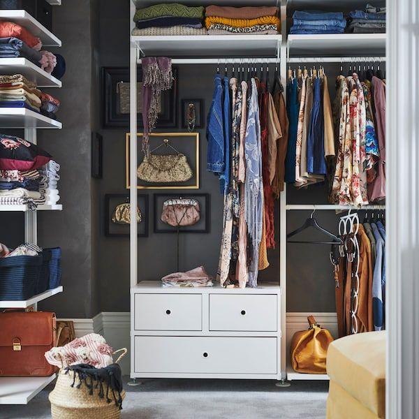 Cara Untuk Susun atur Menarik Rumah Guna Barang Ikea Hebat Koleksi Pakaian Dalam Capaian