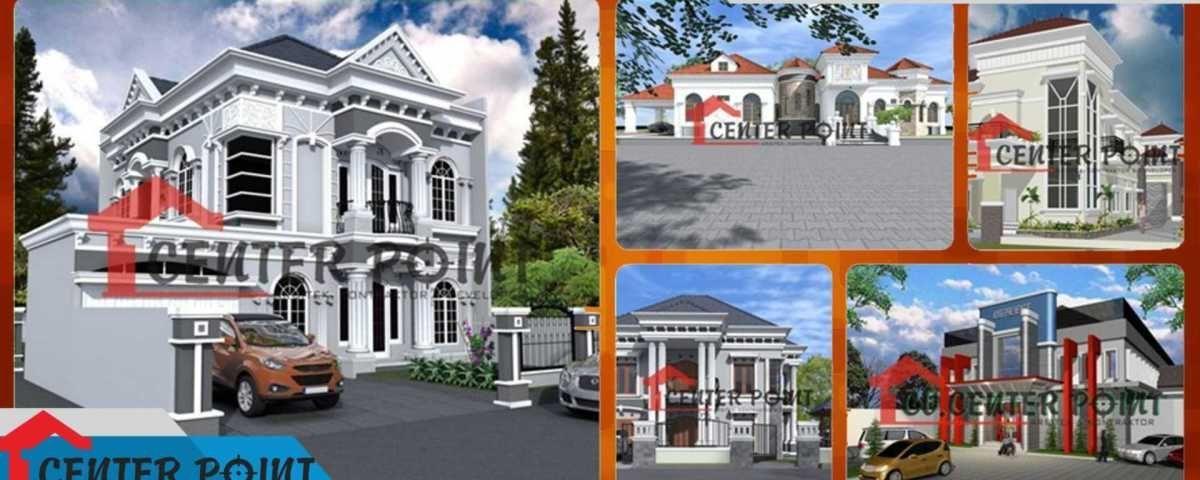 Susun atur Menarik Rumah Kecil Tapi Mewah Hebat Jasa Arsitek Di Banjar Baru Professional Dan Murah