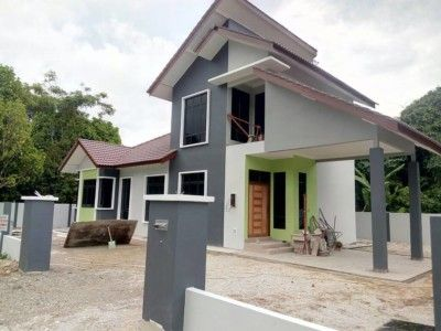 Rumah Moden untuk dijual di Kota Bharu Kelantan