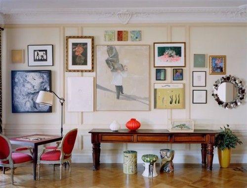 Cara Untuk Susun atur Menarik Rumah Sempit Penting Perletakkan Dan Penyusunan Bingkai Foto Di Dinding Bikin Rumah Lebih