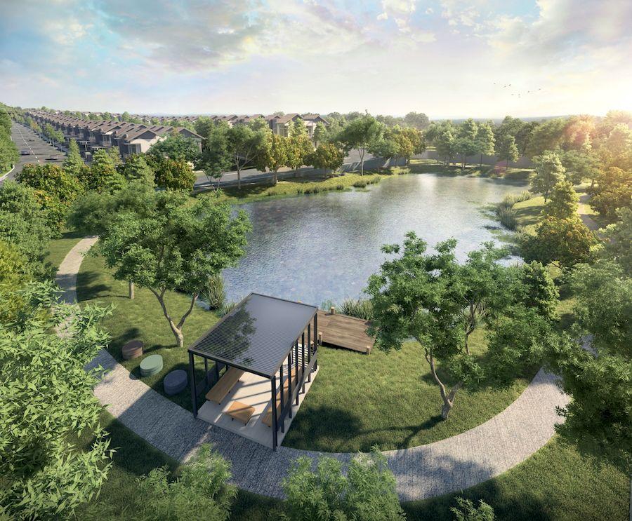 Cara Untuk Susun atur Menarik Rumah Teres 2 Tingkat Berguna Sena Parc Homes Senawang Fi Tempahan Serendah Rm500 Seunit
