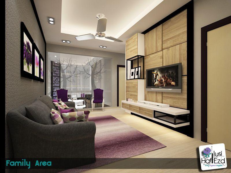 Susun atur Menarik Rumah Teres 2 Tingkat Kos Rendah Menarik Kabinet Tv Cantik Deco Desain Rumah