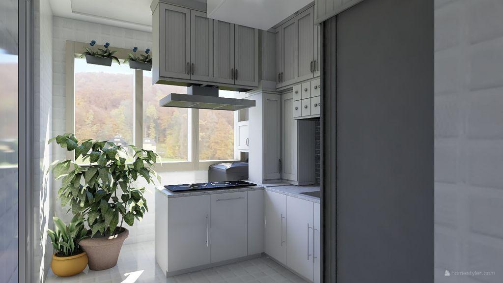 Cara Untuk Susun atur Menarik Rumah Teres Kos Sederhana Baik Apartment 500 Kaki Persegi Jangan Khuatir Ikuti 5 Tip Interior