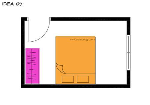 Cara Untuk Susun atur Ruang Tamu Moden Berguna 7 Lokasi Kedudukan Katil Dan Almari Pakaian Di Bilik Tidur