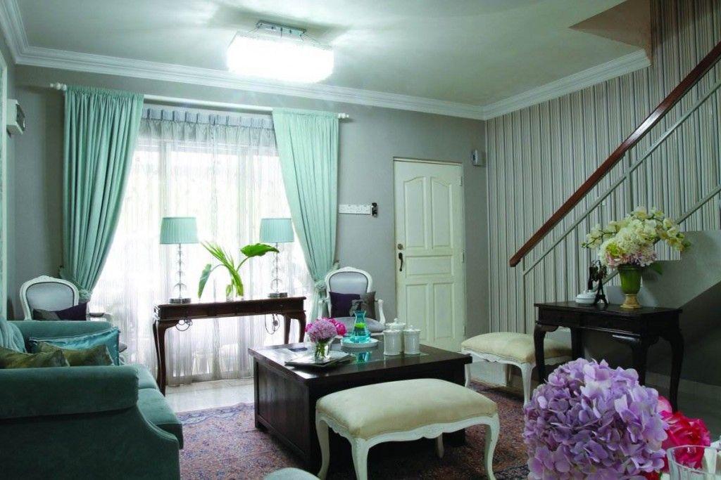 Cara Untuk Susun atur Ruang Tamu Rumah Flat Berguna Hiasan Dapur Rumah Kampung Kreasi Rumah