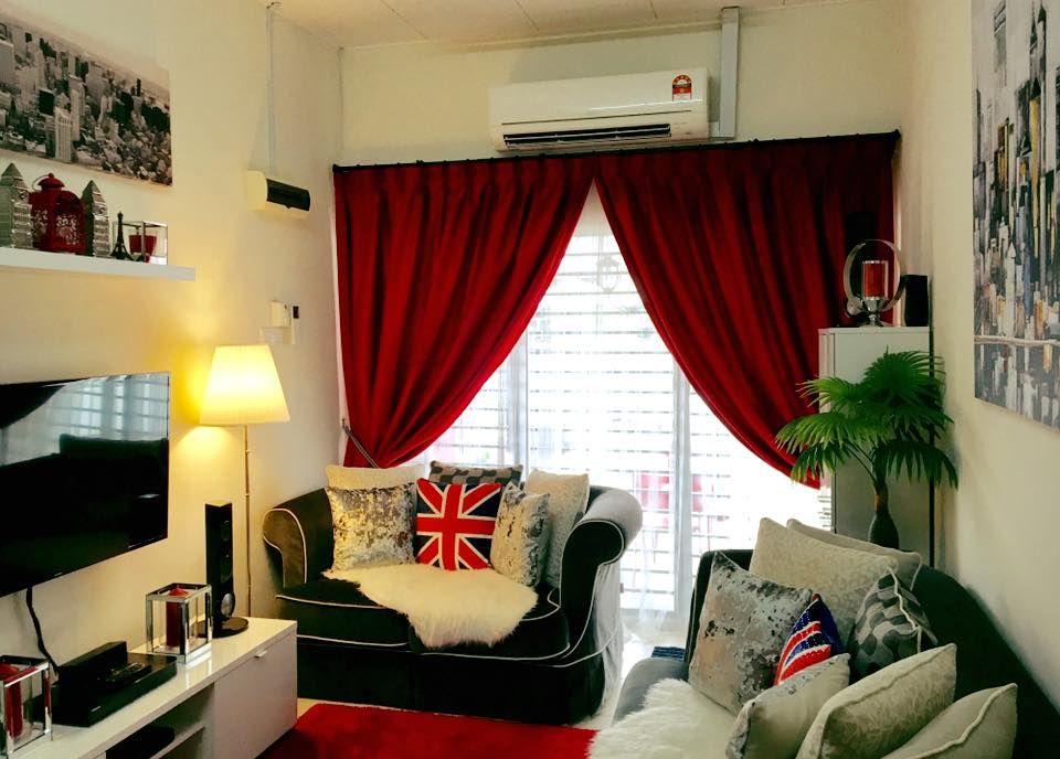 Cara Untuk Susun atur Ruang Tamu Rumah Teres Kos Rendah Bernilai Susun atur Ruang Dapur Rumah Teres