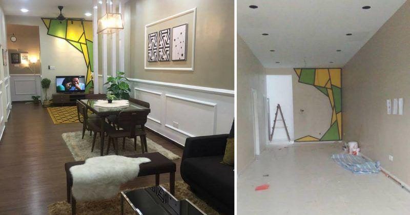 Susun Atur Deko Ruang Tamu Memanjang Dan Sempit Desain Dekorasi Rumah