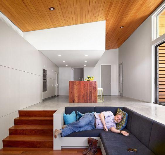 Cara Untuk Susun atur Ruang Tamu Tanpa sofa Baik Desain Interior Ruang Tamu Tanpa Kursi Yang Cantik Dan Kreatif Arsitag