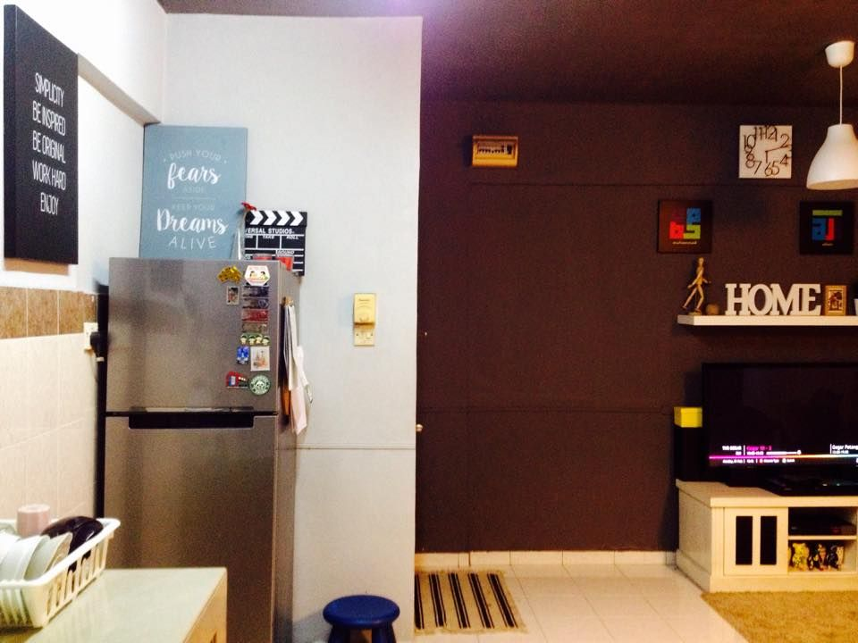 Cara Untuk Susun atur Rumah Kampung Penting Wanita Ini Kongsi Tip Bagaimana Hias Rumah Flat Jadi Sebegini Cantik