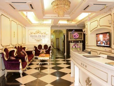 Pemandangan dalam Hotel de Art Section 7 Shah Alam