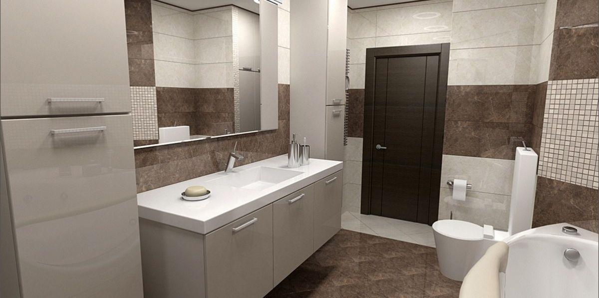 Untuk hiasan bilik mandi mewah gunakan a seni deco Arah ini dicirikan oleh penggunaan bahan semula jadi yang mahal yang menekankan kekayaan dan status