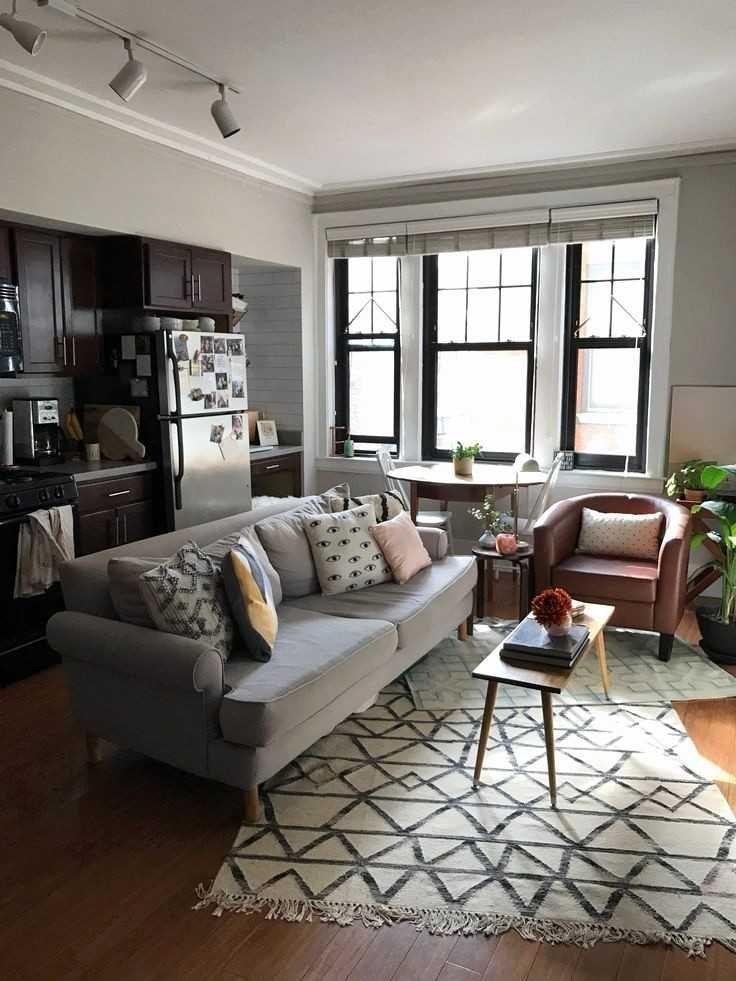 Dekorasi Apartemen Studio 15 Baru Ide Kreatif Dari Small Studio Apartment Interior Design Ideas Stan Od
