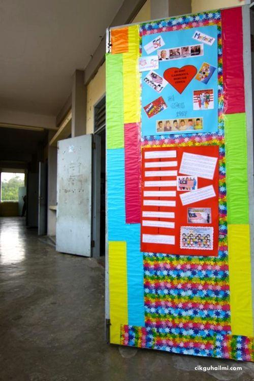 Hiasan Dalaman Taska Terbaik 100 Idea Hiasan Kelas Sempena Kemerdekaan Cikguhailmi