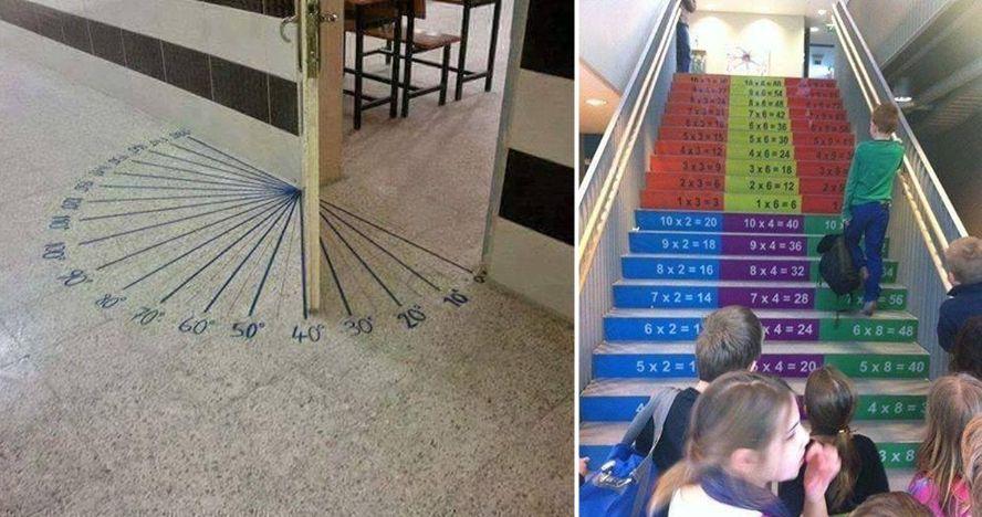 11 Ide dekorasi unik ini cocok untuk ruang kelas sekolah di Indonesia