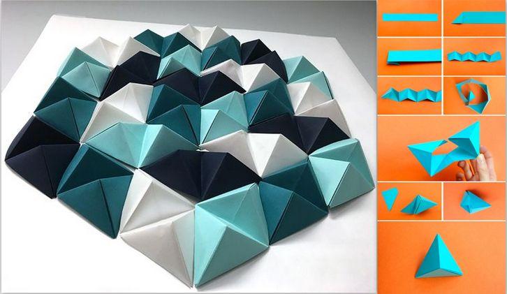 Dekorasi dari kertas