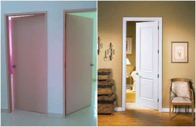 Dalam hiasan dalaman rekaan pintu turut memberi impak yang tidak kurang penting untuk memastikan keseluruhan ruang mencapai suasana diidamkan