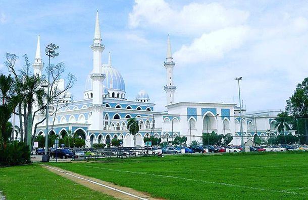 Masjid Sultan Ahmad Shah Kuantan