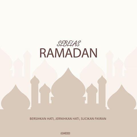 Salam 11 Ramadhon 🌙 jerukmanggaasamboi sungaibuloh subangbestari elmina pinggiransubang