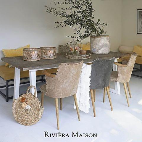 Nové kolekcie od Riviera Maison prináÅ¡ajº zaujmav½ mix klasického Riviéra Maison Å¡t½lu odoln½ch v½robkov v