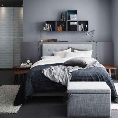 Dekorasi Hiasan Dalaman Terbaik Moden Bermanfaat Lebih Maskulin Intip 5 Ide Dekorasi Kamar Tidur Untuk Pria